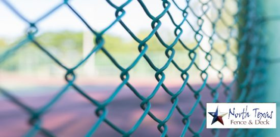 Chain-Link Fence Installation