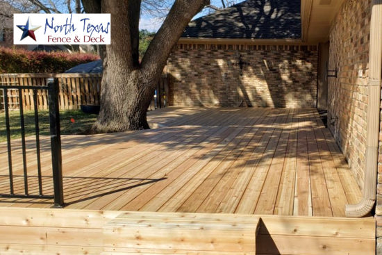 Wood & Composite Decks