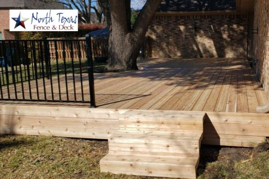 Royse City TX Fence & Deck Contractor