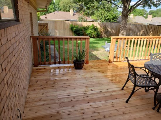 Dallas Fence and Deck Contractor Wooden Privacy Fences