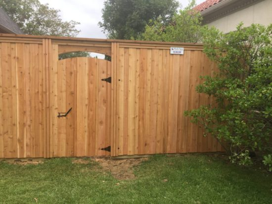 Value priced Wooden Privacy Fences, Decks, Pergolas, and More in Richardson TX