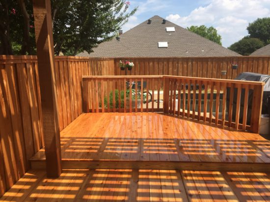 Garland TX Fence & Deck Contractor Beautiful & Affordable Fences, Decks, Pergolas, and More in Garland TX