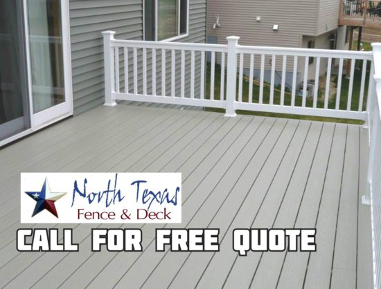 Allen TX Fence and Deck Contractor