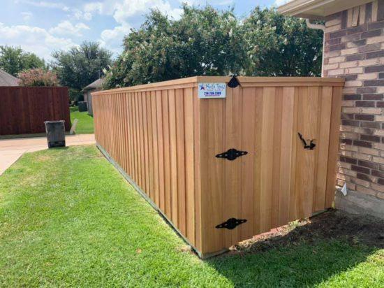 Carrollton Fence & Deck Contractor Affordable Fencing Carrollton TX