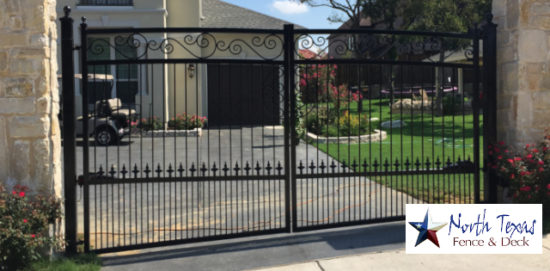 Rockwall TX Metal Fences and Gates