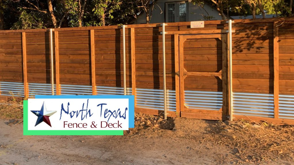 Affordable Fence and Deck Contractor Garland TX