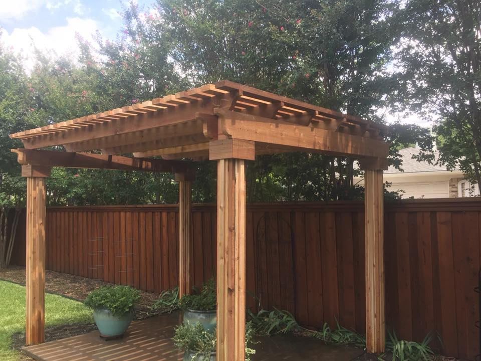 Fence and Deck Builder Richardson TX