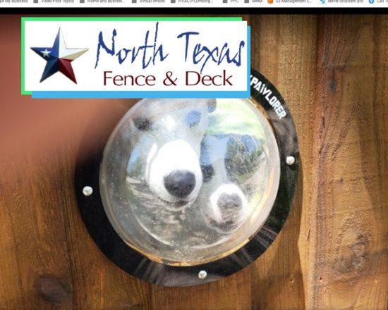 Dallas TX Western Red Cedar Fence