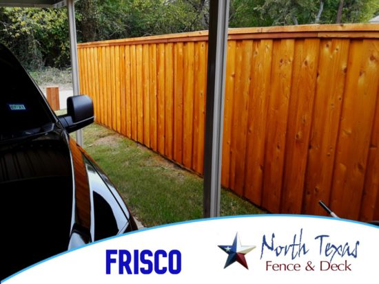 North Texas Fence and Deck Frisco TX