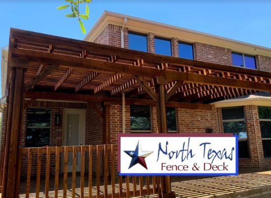 Wylie TX Fence, Deck, and Pergola Builder