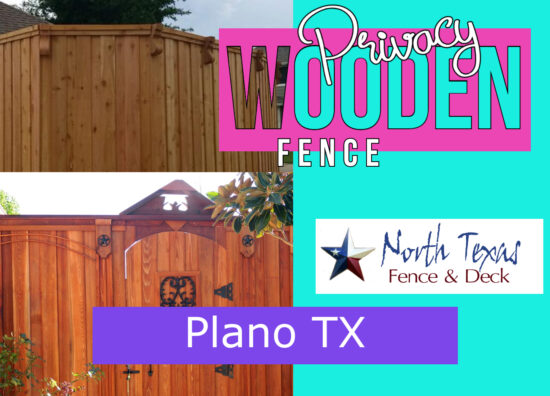 plano TX fence repair installation